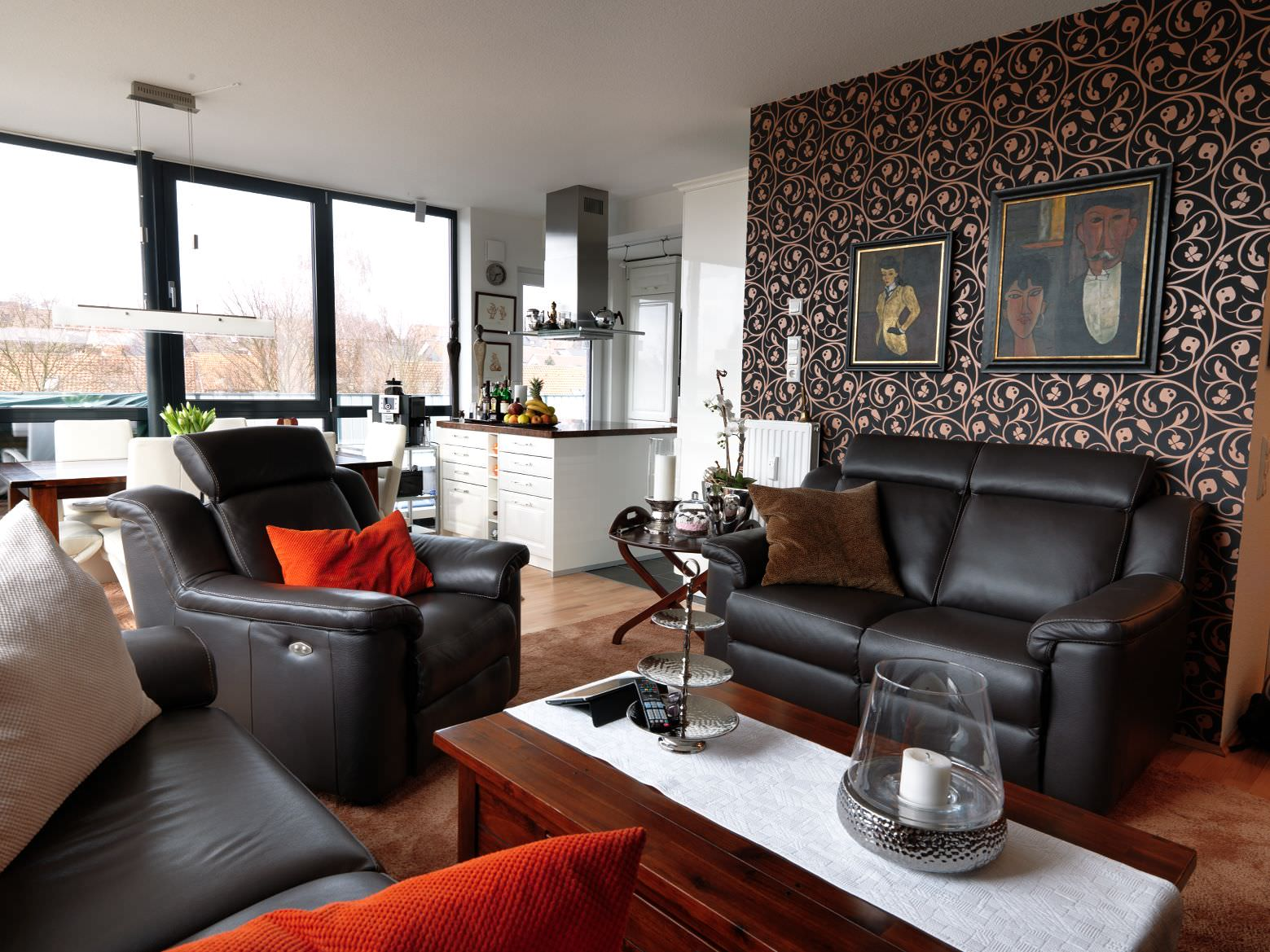 Penthouse-Wohnung